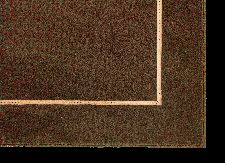 Bild: LDP Teppich Wilton Rugs Leather president (9034; 300 x 300 cm)