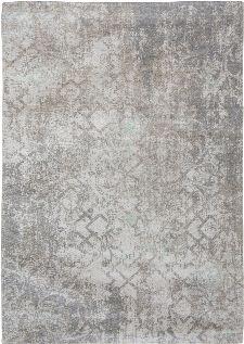 Bild: Louis de poortere Baumwollteppich Babylon (Sherbet; 140 x 200 cm)