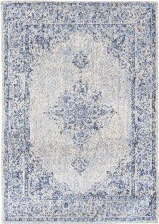 Bild: Louis de poortere Orientteppich Fairfield (Blue Border; 170 x 240 cm)