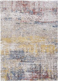 Bild: Louis de poortere Vintageteppich Streaks (Montauk; 80 x 150 cm)