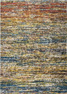 Bild: Louis de poortere Baumwollteppich Sari - Myriad