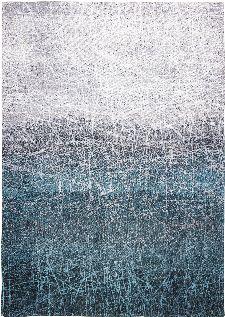 Bild: Louis de poortere Teppich Fahrenheit (Polar Vortex; 80 x 150 cm)