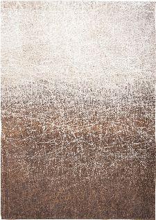Bild: Louis de poortere Teppich Fahrenheit (Pecan Frost; 80 x 150 cm)