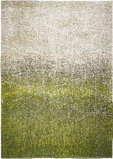 Bild: Louis de poortere Teppich Fahrenheit (Central Park Green; 280 x 360 cm)