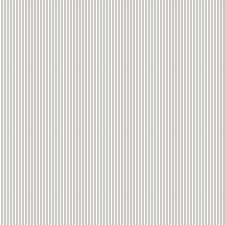 Bild: Einzelrolle - Rasch Textil Tapete 288987 Petite Fleur 4  - Streifen (Grau/Weiß)