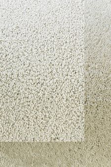 Bild: Schlingenteppich mit Frisee Bordüre Twinset Frame (Creme; 250 x 350 cm)