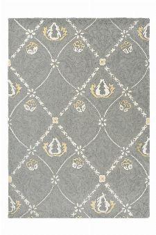 Bild: Morris & Co. Schurwollteppich Pure Trellis (Lightish grey; wishsize)