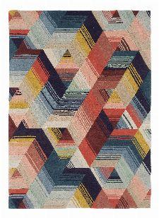 Bild: Harlequin Kurzflorteppich Arccos 40205 (Neptune; 170 x 240 cm)