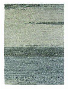Bild: Viskoseteppich Yeti Sky (Grau; 250 x 350 cm)