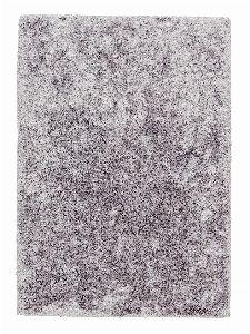 Bild: Hochflor Teppich Harmony - (Silber; 140 x 70 cm)
