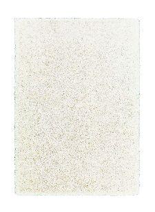 Bild: Hochflor Teppich Harmony - (Weiß; 160 x 90 cm)