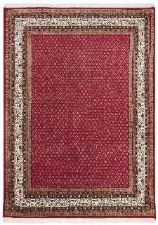 Bild: Teppich Chandi Mir (Rot; 200 x 200 cm)