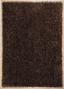 Bild: Teppich Girly Uni (Braun; 50 x 80 cm)