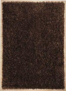 Bild: Teppich Girly Uni (Braun; 65 x 135 cm)