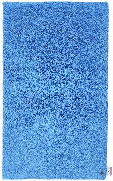 Bild: Tom Tailor Wende Badteppich Cotton Double (Blau; 100 x 60 cm)