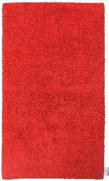 Bild: Tom Tailor Wende Badteppich Cotton Double (Rot; 60 x 60 cm)