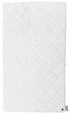 Bild: Tom Tailor Badematte Cotton Pattern (Weiß; 60 x 60 cm)