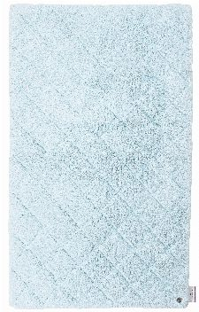 Bild: Tom Tailor Badematte Cotton Pattern - Hellblau