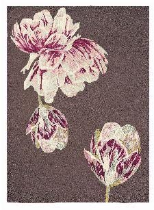 Bild: Designer Teppich Ted Baker Tranquility (Aubergine; 250 x 350 cm)
