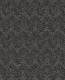 Bild: Eijffinger Vliestapete Topaz 394523 - Wave (Dunkelgrau)