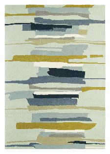 Bild: Teppich Zeal (Beige/Grau; 250 x 350 cm)