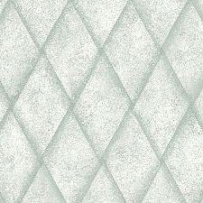 Bild: Marburg Vliestapete Platinum 31002 Raute (Mint)