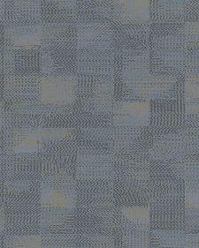 Bild: Marburg Vliestapete Silk Road 31218 Textil (Taubenblau)
