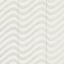 Bild: Marburg Vliestapete La Vida 56002 Wellen (Weiß/Silber)