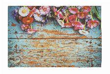 Bild: ASTRA Türmatte - Eco Living Blumen (Bunt)