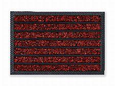 Bild: ASTRA Türmatte - Scraper Line (Rot; 60 x 40 cm)