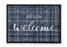 Bild: ASTRA Sauberlaufmatte - Deco Brush Hello Welcome