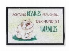 Bild: ASTRA Sauberlaufmatte - Print Hund (Hund)