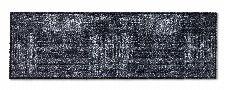 Bild: ASTRA Schmutzfangmatte - Pure und Soft Karo Streifen (Grau; 70 x 50 cm)