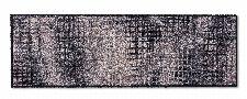 Bild: ASTRA Schmutzfangmatte - Pure und Soft Gitter (Creme/Anthrazit; 150 x 50 cm)