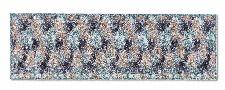 Bild: ASTRA Schmutzfangmatte - Pure und Soft Dreiecke (Mint; 150 x 50 cm)
