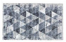 Bild: ASTRA Schmutzfangmatte - Miabella Dreiecke (Hellgrau; 150 x 50 cm)
