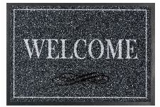 Bild: ASTRA Schmutzfangmatte - Homelike Welcome (Grau)