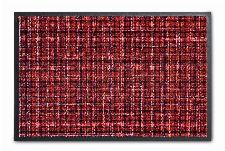 Bild: ASTRA Schmutzfangmatte - Homelike Gitter rot (Rot)