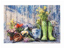 Bild: ASTRA Schmutzfangmatte - Deco Print Gardentools