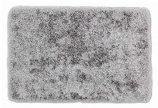Bild: SCHÖNER WOHNEN Badematte - Bali Uni (Silber; 90 x 60 cm)