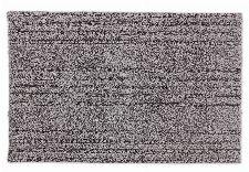 Bild: SCHÖNER WOHNEN Badematte - Bahamas Streifen (Hellgrau; 110 x 67 cm)