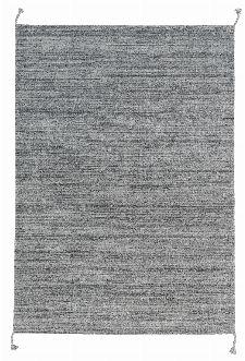 Bild: Schöner Wohnen Webteppich Alura (Grau; 200 x 140 cm)