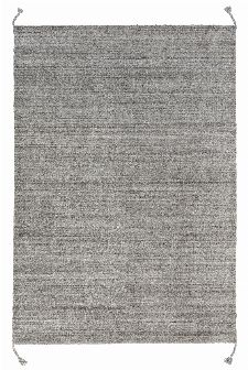 Bild: Schöner Wohnen Webteppich Alura (Beige/Grau; 200 x 140 cm)