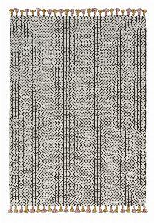 Bild: Schöner Wohnen Kelim Teppich Insula (Rosa; 200 x 140 cm)