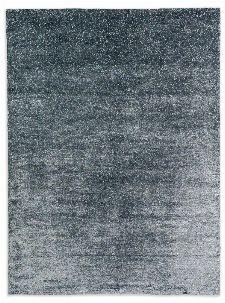 Bild: Schöner Wohnen Viskose Teppich Aura (Anthrazit; 140 x 200 cm)