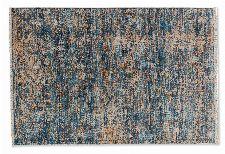 Bild: SCHÖNER WOHNEN Kurzflorteppich - Mystik Vintage Orient (Blau; 235 x 160 cm)