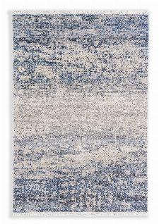 Bild: Schöner Wohnen Vintage Teppich Mystik (Blau; 185 x 133 cm)