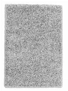 Bild: Schöner Wohnen Hochflor Teppich - Savage (Silber; 130 x 67 cm)