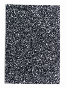 Bild: Schöner Wohnen Hochflor Teppich Pure - Anthrazit
