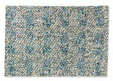 Bild: ASTRA Flachgewebeteppich - Imola Streifen (Blau; 150 x 80 cm)